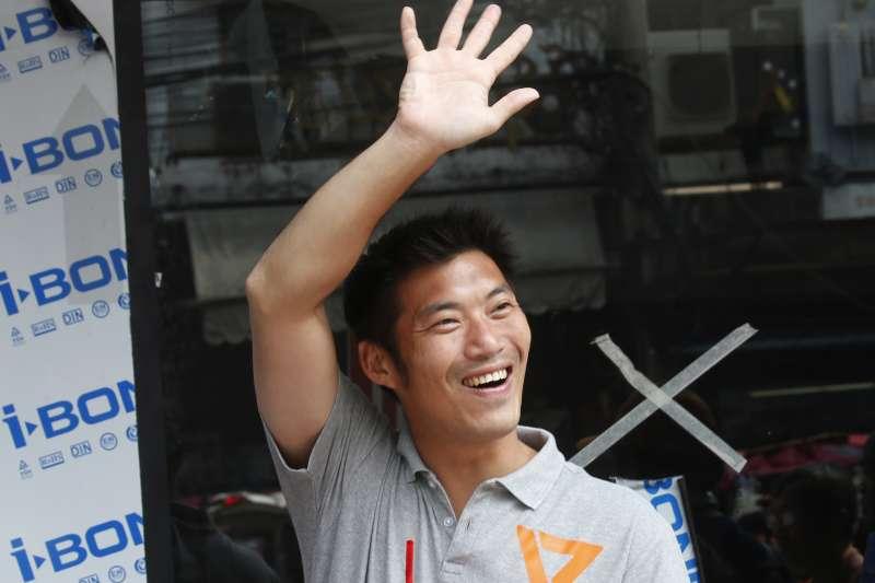 泰國「未來前進黨」黨魁塔納通(Thanathorn Juangroongruangkit)。(美聯社)