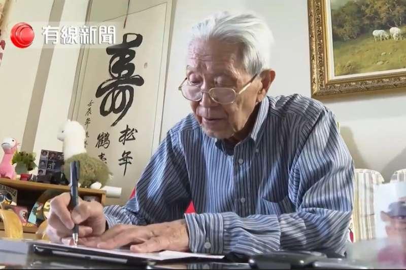 中共解放軍301總醫院退休醫師蔣彥永去信中國國家主席習近平與全國人大,盼他們正確評定六四事件。(翻攝臉書)