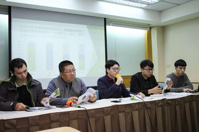 英德之爭》2020誰能打敗韓國瑜?綠黨公布最新民調:賴清德初選贏面大,但大選時支持者恐回歸韓-風傳媒