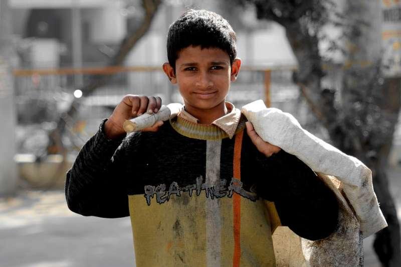 聯合國兒童基金會(UNICEF)2018年表示,葉門堪稱「孩童的活地獄」。(示意圖,非當事人/ amereshmishra @pixabay)