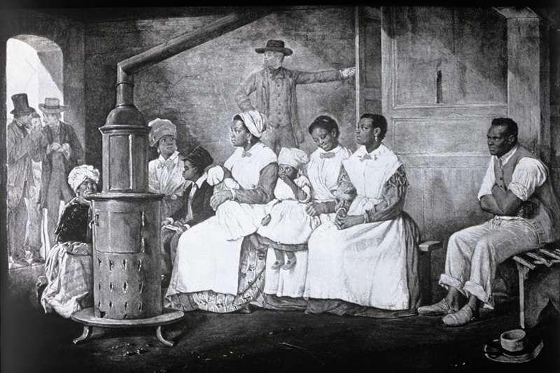 成年白人女性,則常常把女黑奴與其子女分隔,以確保女奴能好好哺育女主人的嬰兒。(圖/*CUP)