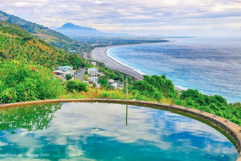 台東最美的風景是蔚然的海,還有尚未被破壞的大自然!以下推薦6個來到台東必去的秘境,絕對讓你看一眼就愛上!(圖/jimmy_trj66@instagram,經授權轉載)