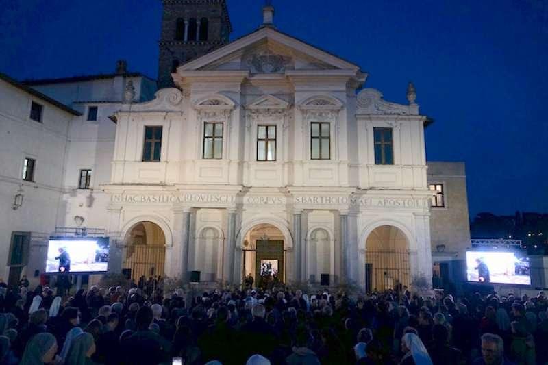 聖巴爾托羅枚歐聖殿(曾廣儀攝)
