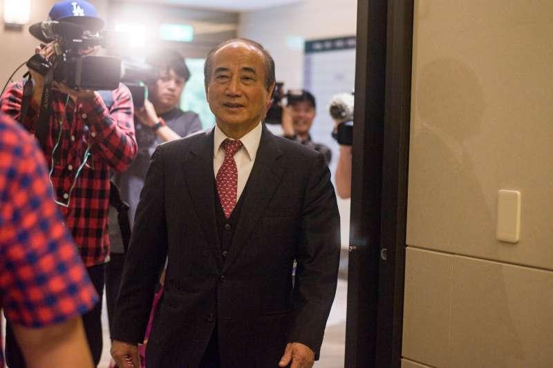 郭台銘將宣布參選總統!王金平:前鴻海幕僚已致電告知-風傳媒