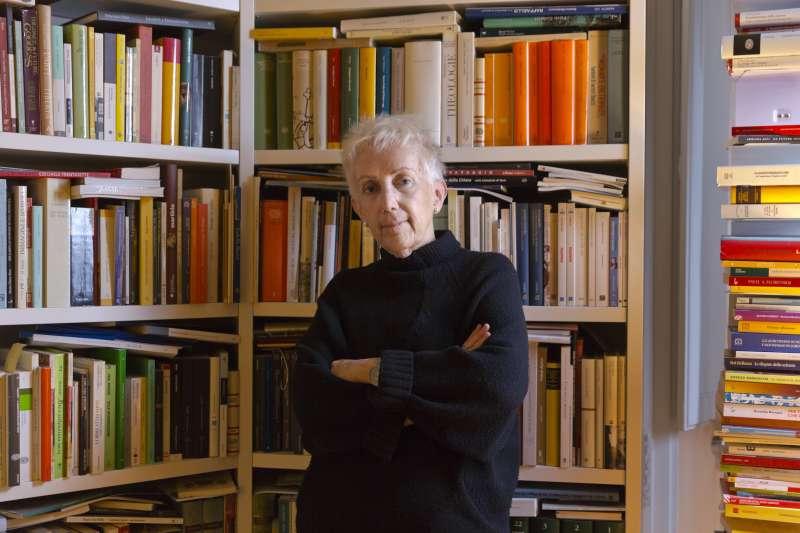 梵蒂岡女性月刊《女性.教會.世界》創辦人史卡拉菲亞日前宣佈辭職(美聯社)