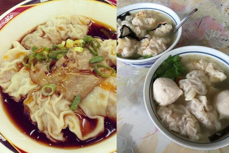 別再被名字騙啦!原來我們一直以為的外來料理,竟然是正港「台灣美食」?(圖/Blowing Puffer Fish、bryan...@flickr,編輯合成)