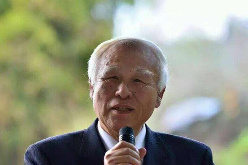 前民進黨台北市黨部主委黃慶林,過去「挺扁反英」色彩濃厚,去年底才罵蔡英文「惡毒」,如今連署支持「蔡賴配」,顯示基層已有此聲浪。(資料照,取自黃慶林臉書)
