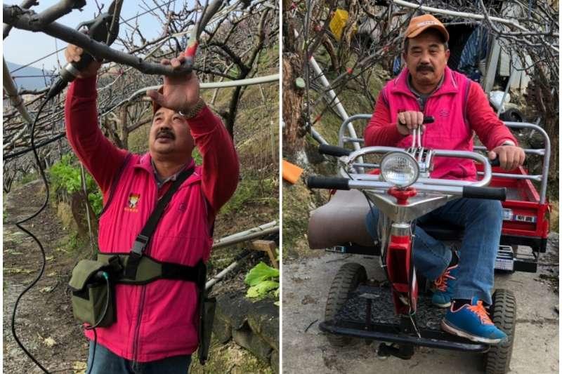 農委會擴大補助小型農機具,對農友來說是一大利多。趙筱蓓/攝影