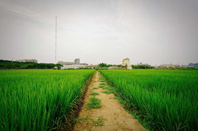 《工廠管理輔導法》新版方案上路後,中央將強制要求地方政府,透過農地重劃等方式協助拓寬農地工廠聯外道路。示意圖。(取自pang yu liu@flickr/CC BY-SA 2.0)