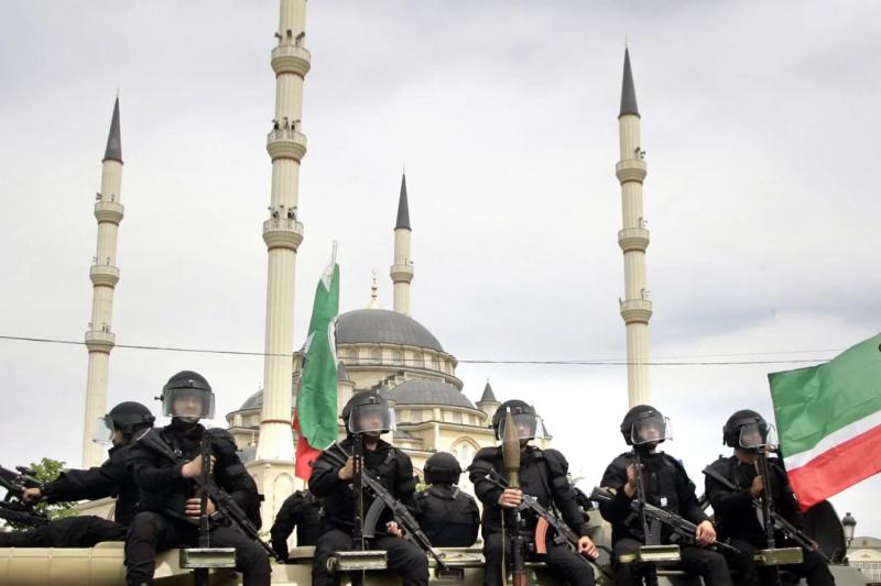 車臣與俄羅斯簽署11份和平協議,最後失去獨立主權(資料照,AP)