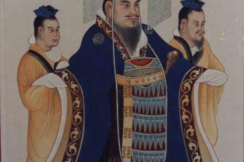 《史記》中的集傳大量在漢代出現,不禁讓人探問,司馬遷的安排是想告訴我們什麼,又或者要表達什麼樣的歷史主題?圖為西漢漢武帝。(維基百科)