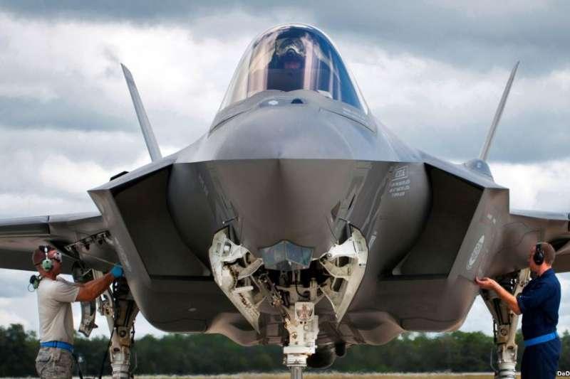 F-35(美國國防部官網)