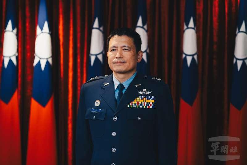 20190403-副總長李廷盛。(取自軍聞社)