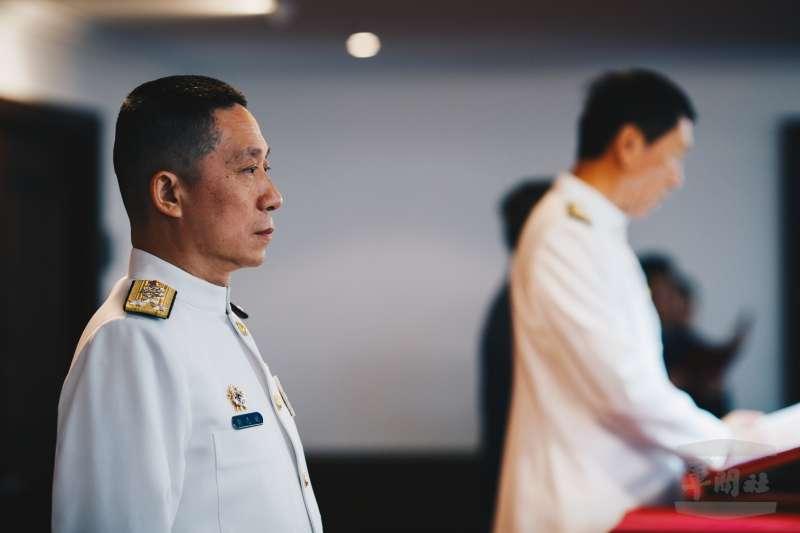 20190403-新科副總長執行官劉志斌 。(取自軍聞社)