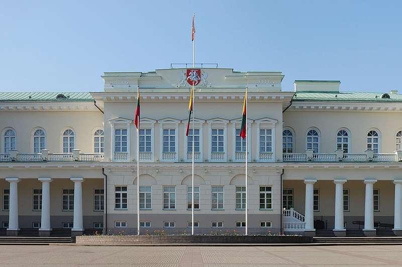 立陶宛有哪些美景呢?讓作者帶您探索這個位於波羅的海沿岸的國家。(立陶宛總統府/取自維基百科)