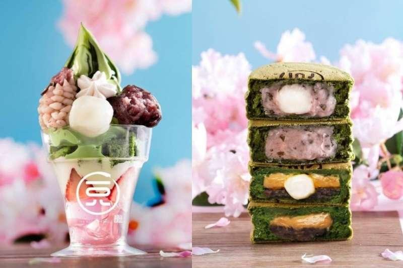 別以為「櫻花」只是個噱頭,這些櫻花祭甜點讓你吃一口便驚為天人。(圖/女子學提供)