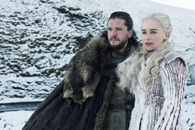 HBO製作的強檔影集「冰與火之歌」即將播出最後一季,每集製作費高達1500萬美元。(圖/IMDb)