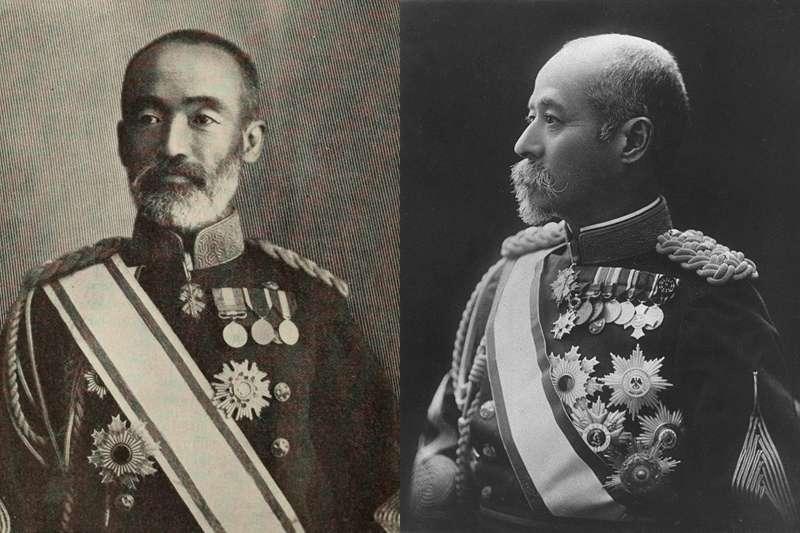 台灣第三任總督乃木希典曾經想「賣台」,卻被兒玉源太郎霸氣阻止。(圖/維基百科)