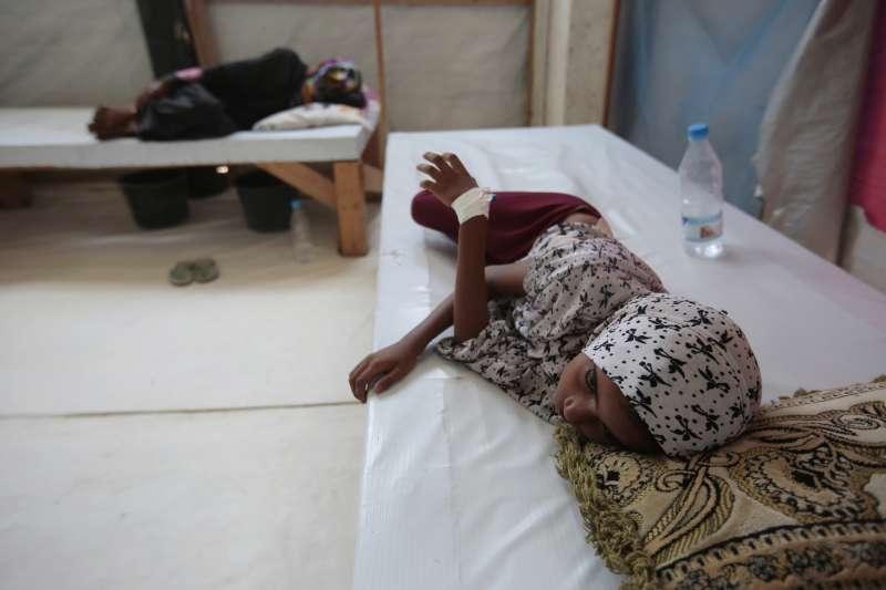 葉門內戰2014年爆發至今造成至少6萬人死亡,千萬人亟需援助。(美聯社)