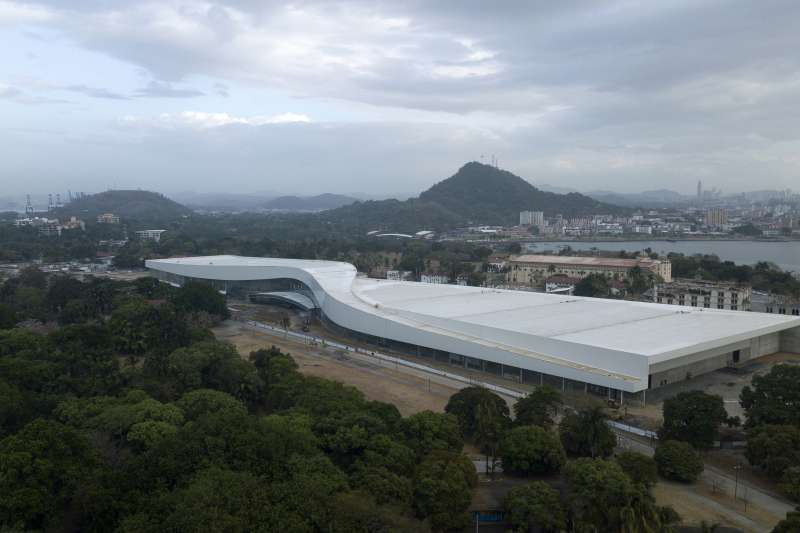 藉由巴拿馬運河與鐵路,中國「一帶一路」計畫進入拉丁美洲(AP)