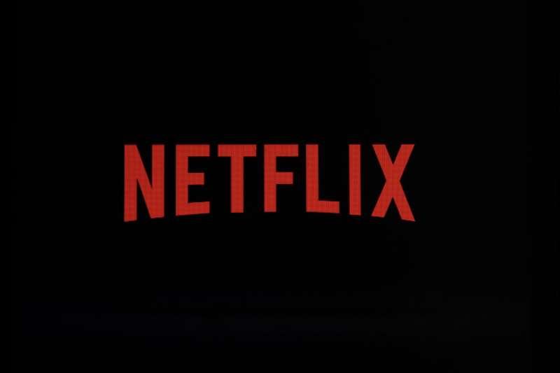 網路影音平台「網飛」(Netflix)(AP)