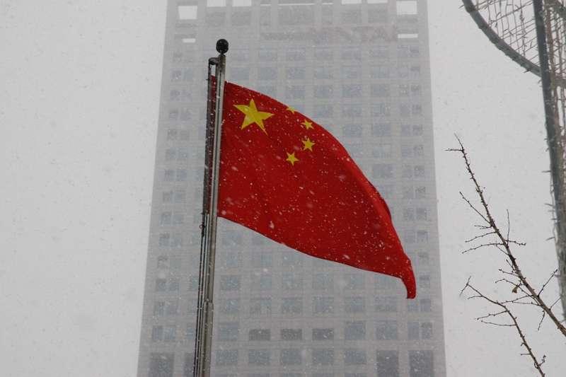 20190408 upload-中國國旗、五星旗。(取自pixabay/CC0)