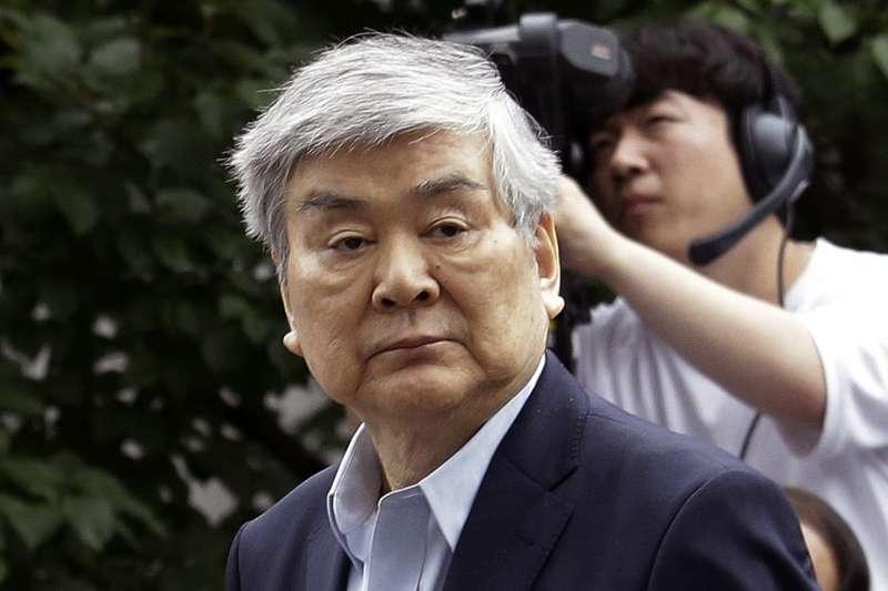 南韓韓進集團會長趙亮鎬病逝美國,享年70歲(美聯社)