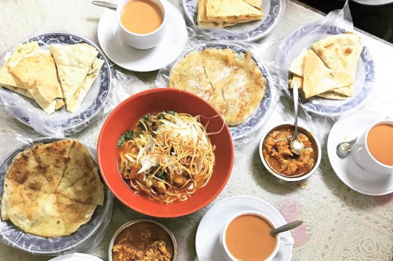 想吃超道地的南洋料理,來中和一趟就對了!(圖/mooncake0727@instagram,經授權提供)