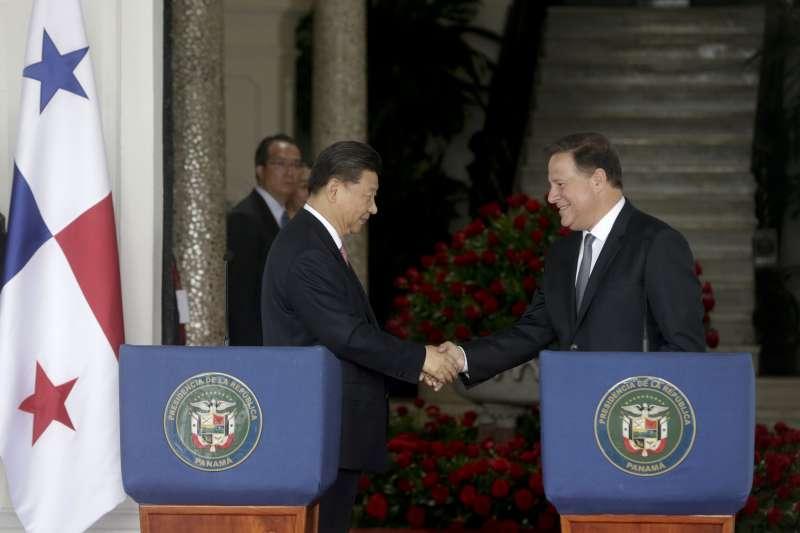 習近平積極布局一帶一路至中南美洲。(AP)
