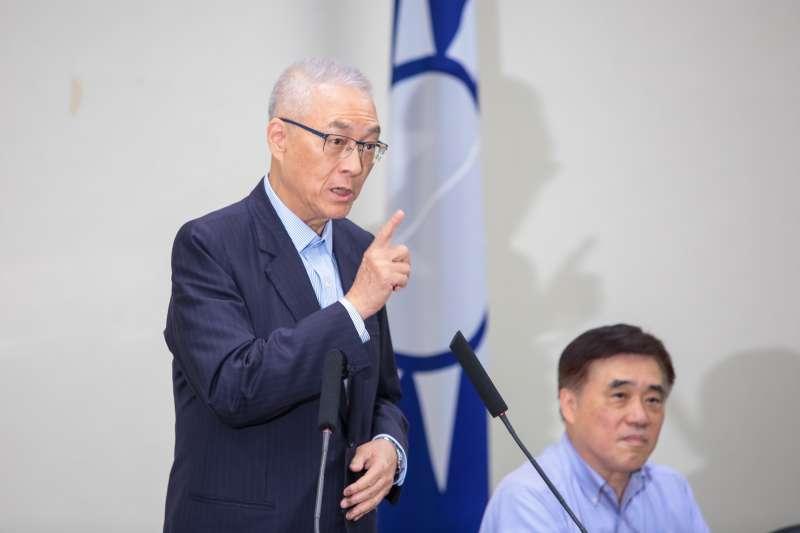 陳勝雄觀點:吳敦義「功在黨國」當之無愧?-風傳媒