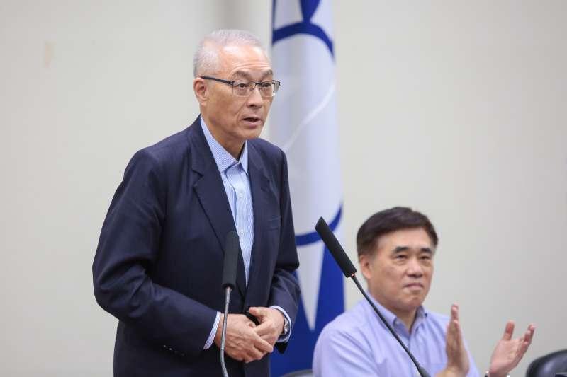 韓國瑜參選總統解套!吳敦義裁示:將把主動或被動有意參選者「全部納入初選」-風傳媒