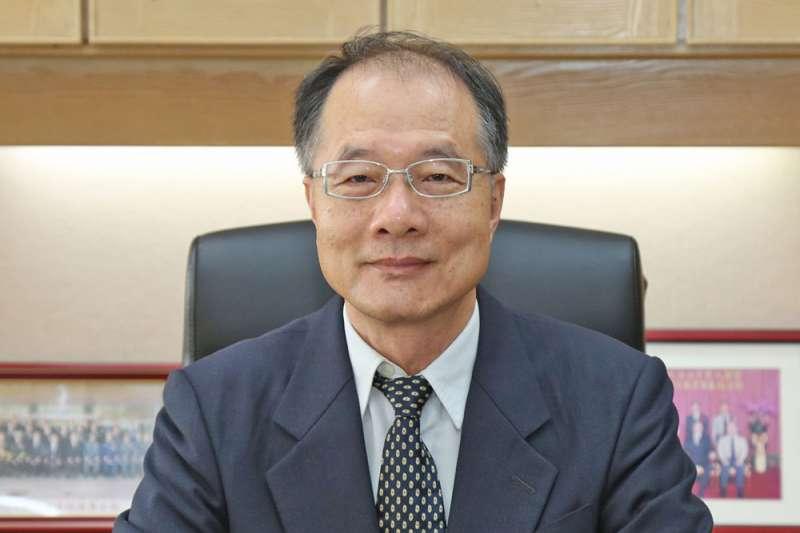 徐炎廷進中科院時只計畫服務2年,沒想到一做37年。(新新聞資料照)