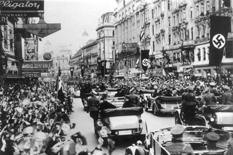 80年前奧地利跟強大的鄰國統一,下場卻超悲劇…(圖/維基百科)