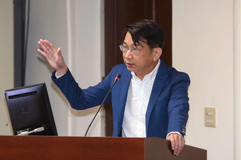 防止紅色媒體入侵!時力提案修廣電三法 禁媒體接受中國資金補助-風傳媒