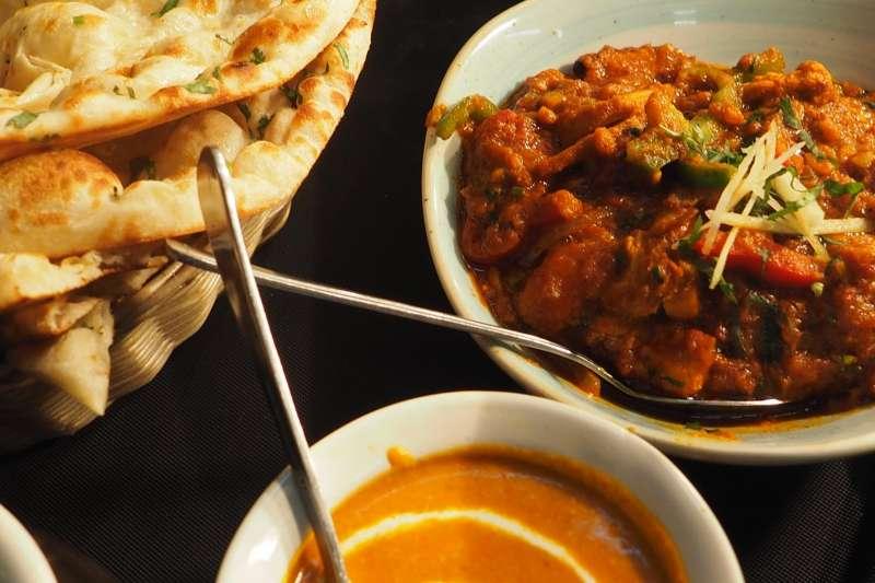 為何印度人天天吃咖哩?難道他們不會膩嗎?還是我們對印度料理有什麼誤會?(圖/pexels)