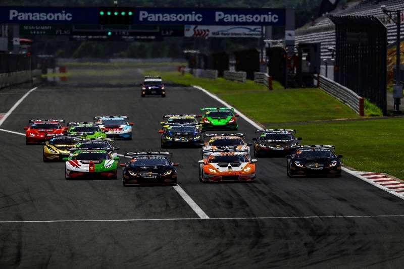 Lamborghini Super Trofeo Asia亞洲挑戰賽第八賽季一觸即發(圖/Lamborghini)
