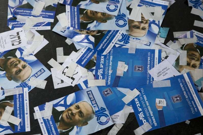 以色列現任總理納坦雅胡當選,將打破以色列在位最久總理的紀錄。(美聯社)