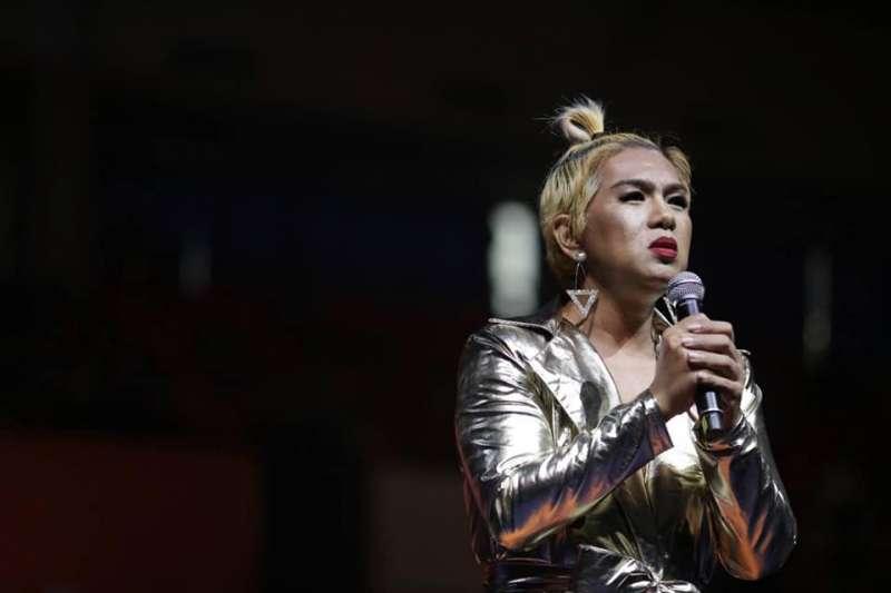 知名跨性別導演當選為泰國史上第一位跨性別國會議員(取自Tannia Tanwarin Sukkhapisit@Facebook)