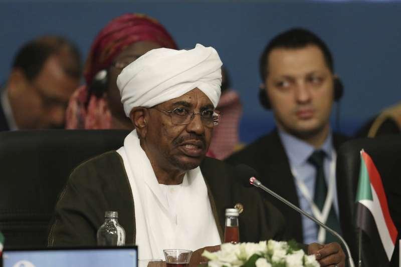 蘇丹獨裁強人巴希爾(Omar al-Bashir)(AP)