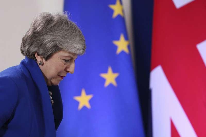 正當英國企業界與人民為退歐衝擊大為煩惱時,英國的法律諮詢機構卻成為最大受惠者。(資歷照,AP)
