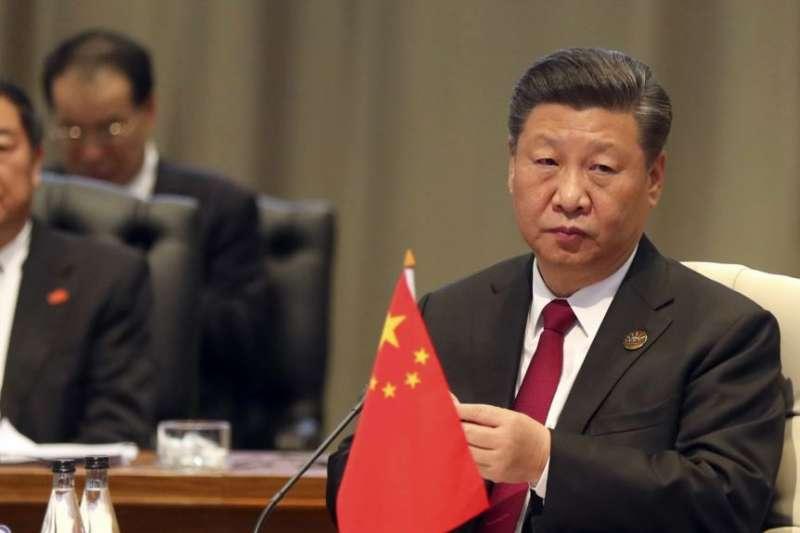 若和中國簽了和平協議,結果真的會比較好嗎?(資料照,美聯社)