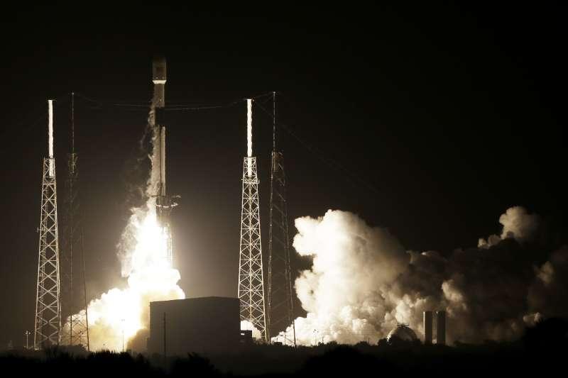 以色列太空探測器「創世紀號」(Beresheet)登陸月球失敗(AP)
