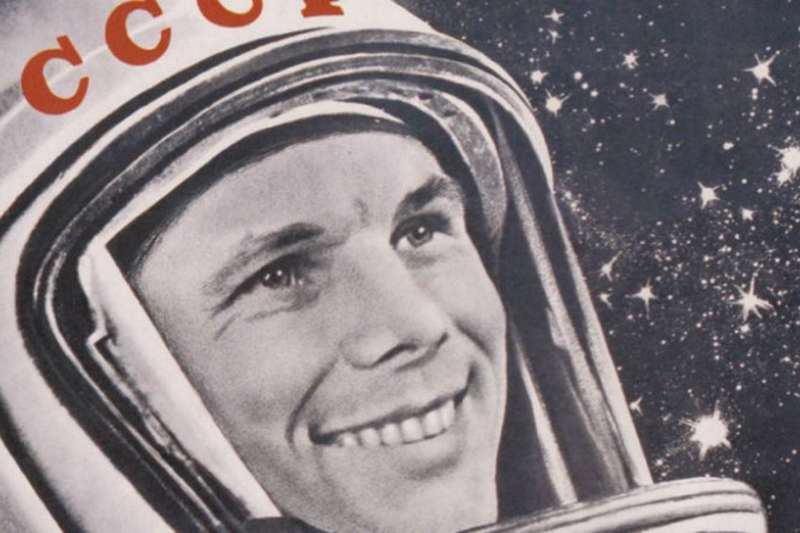 20190412-作者指出,在美蘇冷戰中,太空競賽(space race)成為雙方角力的一個重要戰場,這是因為先進的技術,將很大地決定戰爭的輸贏。(作者提供)