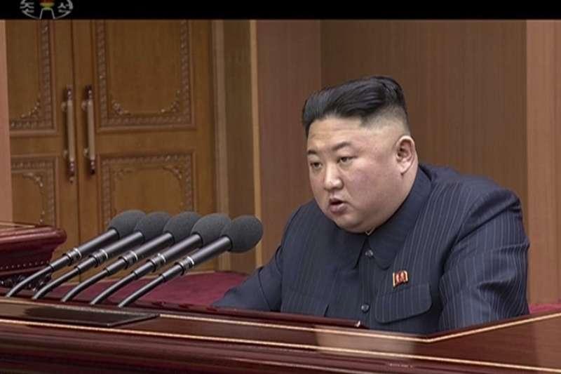 2019年4月11日,北韓(朝鮮)第14屆最高人民會議第一次會議在萬壽台舉行,選舉產生了金正恩政權新一屆中央領導班子,金正恩再次被推舉為國務委員會委員長(AP)