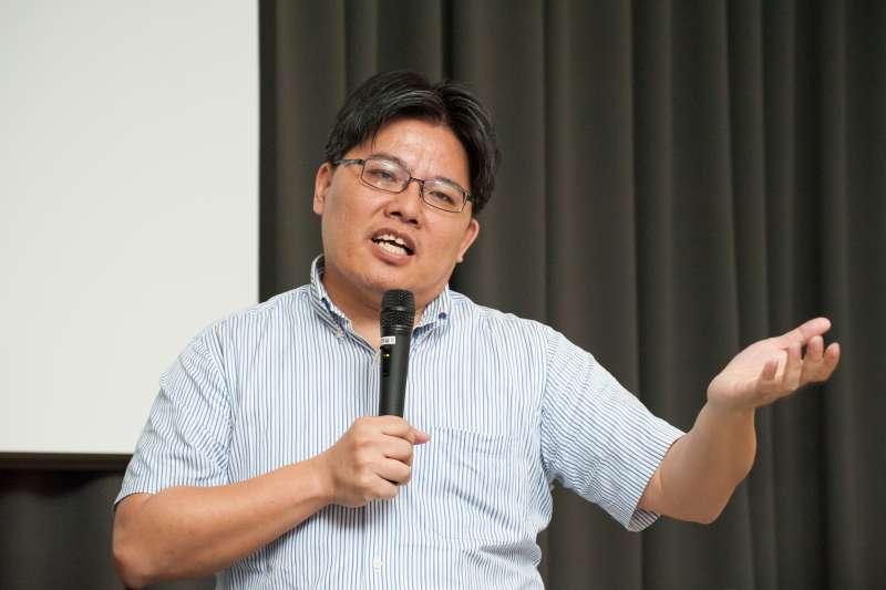 朱立倫嗆時力 邱顯智反擊:國民黨天王不告訴大家自經區是「一國兩制經濟示範區」的真相-風傳媒