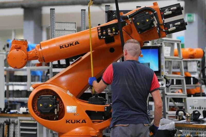 德國工商界:制度競爭在上演 歐洲不再是乳酪(DW)