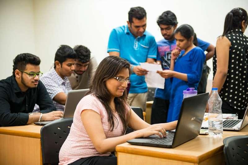 為何全世界都認為印度人數學很厲害,久居當地的他卻不那麼同意呢?(圖/University of the Fraser Valley@flickr)