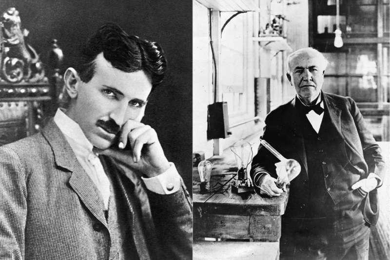 尼古拉‧特斯拉可以說是19世紀的發明家中,最為悲劇性的人物,創造無數偉大的發明,卻被世人埋沒...(圖/維基百科)
