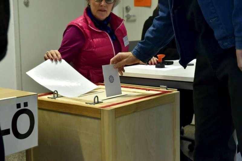 芬蘭大選的結果15日底定:左派的社會民主黨以17.7%的得票率勝出。(美聯社)