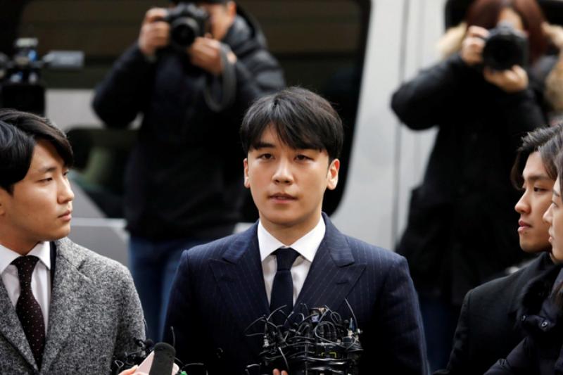 韓國日前爆發延燒演藝圈大宗性醜聞,導火線起於男團BIGBANG成員勝利,並延燒到鄭俊英、崔鍾訓以及李宗泫等人。(圖/女人迷)